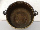 El Vinta: Antieke koperen ketel (Decoratie, Antiek)