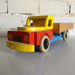 Toy truck 1950's