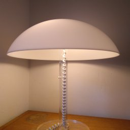 Tafel lamp paddestoel model