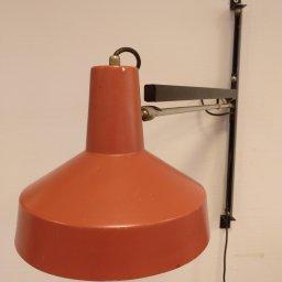 Telescopische Wandlamp - Verkocht-