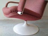 El Vinta: Draai fauteuil Artifort model 141 (Meubels, Design, Vintage)